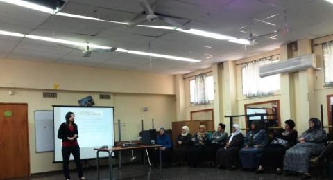 صحة المرأة في لقاء ارشادي من كلاليت للنساء في كفر ياسيف