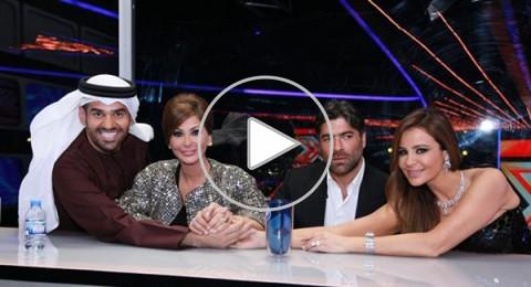 X Factor:إليسا تنتصر مجدداً وانسجام مع كارول!