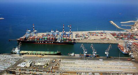 ميناء حيفا يتفوق على ميناء أشدود بالأرباح