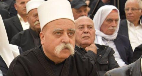 اليوم: الطائفة المعروفية الدرزية تحتفل بزيارة النبي شعيب .. تهنئة موقع
