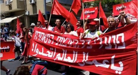 الحزب الشيوعي: مطلب الساعة جبهة عربية يهودية واسعة ضد خطر الفاشية