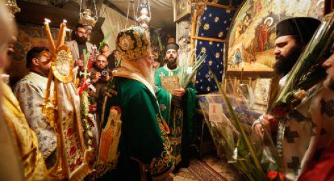 اصدار 300 تصريح لمسيحيي غزة لزيارة الضفة والقدس