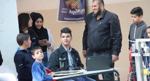 المرحوم أبو حمدة حاضراً في
