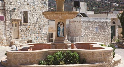 مسلحون يهاجمون قرية جفنا برام الله ويطالبون مسيحييها بدفع الجزية