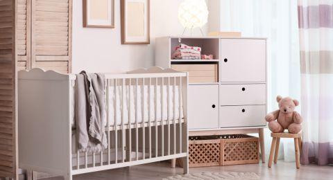 ديكور غرف نوم أطفال حديثي الولادة