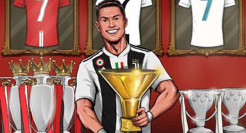رونالدو يدخل تاريخ كرة القدم بإنجاز غير مسبوق