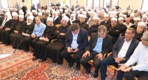مؤيدو قانون القومية لم يشاركوا في زيارة مقام النبي شعيب .. هل أثرت دعوات الناشطين لعدم استقبالهم؟