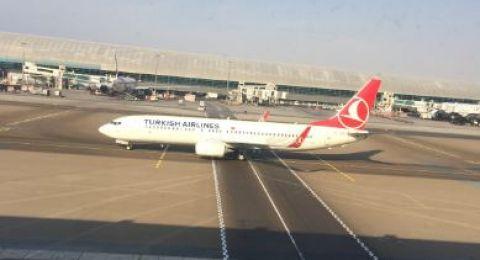 الخط الجوي بين اللد وإسطنبول-واحد من أنشط الخطوط العالمية!