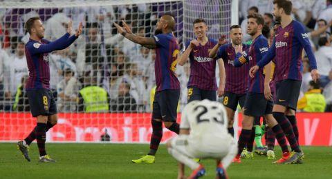 برشلونة أمام فرصة ذهبية لكتابة تاريخ جديد في الليغا على حساب ريال مدريد