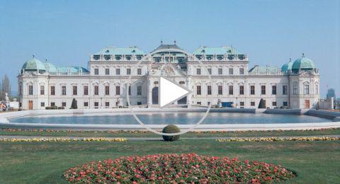 زيارة إلى قصر بلفيدير التاريخي في فيينا