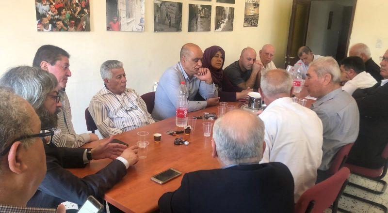 تنظيم مسيرة العودة ال 22 في ام الشوف وخبيزة في 9 ايار