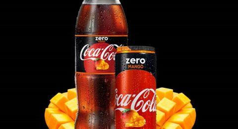 كوكا-كولا ZERO بطعم المانجو