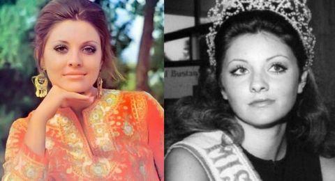 جورجينا رزق.. ملكة جمال لم يخطف العمر جاذبية ملامحها