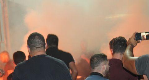 حرمان اتحاد ابناء سخنين من 30 ألف شيكل بسبب دخول الجماهير إلى الملعب