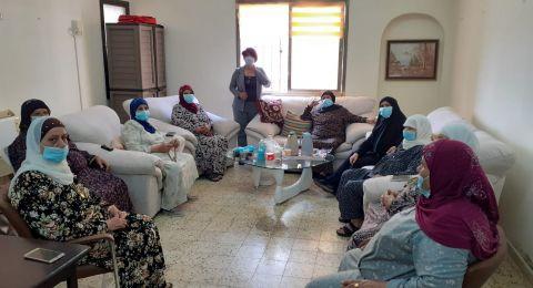محاضرة عن التبرع بالأعضاء في عرب الشبلي