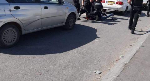 حاجز قلنديا: الأمن الإسرائيلي يطلق النار تجاه شاب فلسطيني