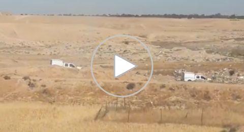 النقب: مواجهات واعتقالات خلال هدم 3 منازل في قرية بير الحمام