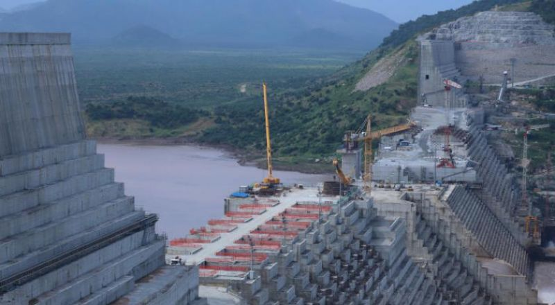 التوصل الى اتفاق جزئي بين كل من اثيوبيا ومصر والسودان حول سد النهضة