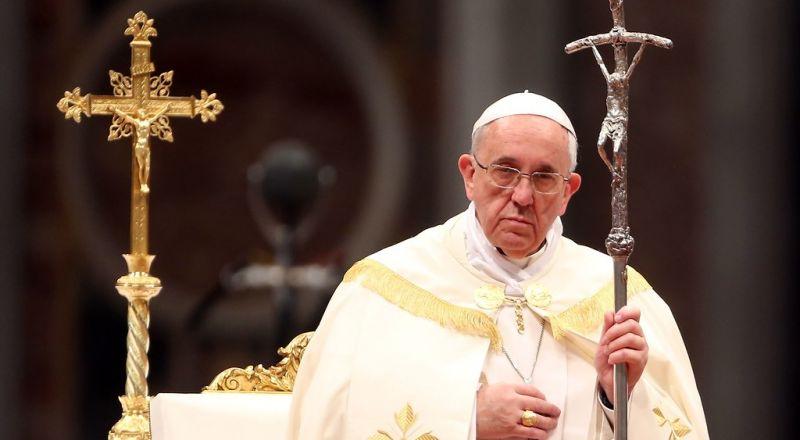 بابا الفاتيكان يصلى من أجل ضحايا زلزال المكسيك