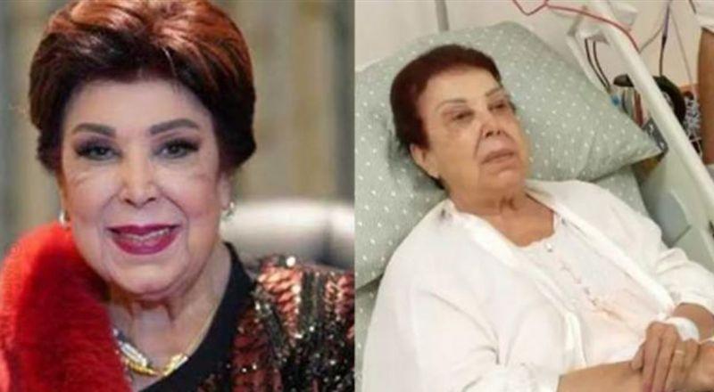 بعد تدهور حالتها.. مصدر يوضح حالة رجاء الجداوي: