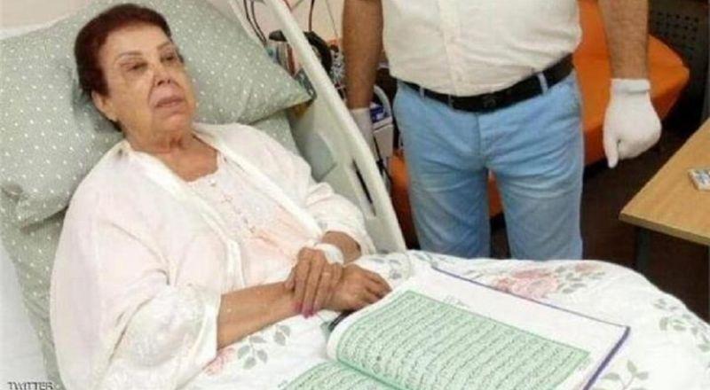 مصابة بالكورونا: تدهور في صحة الفنانة رجاء الجداوي