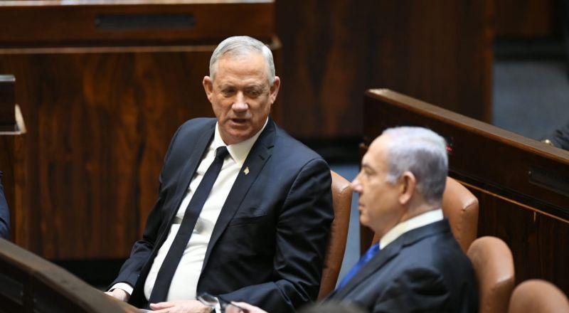 كاحول لافان تبحث مسألة فرض السيادة الإسرائيلية على الضفة الغربية