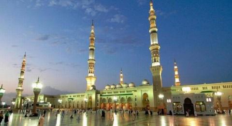 زيادة رواد المسجد النبوي في رمضان