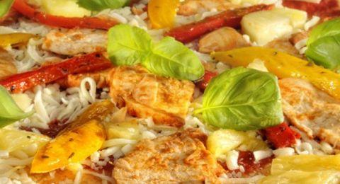 بيتزا الأناناس ...وصفة مبتكرة