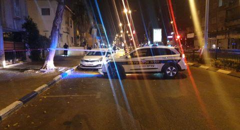 الخضيرة: اصابة شاب فلسطيني بعد محاولته طعن شرطي