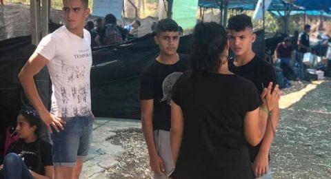 حركة ابناء البلد تفتتح مخيم العودة الـ29