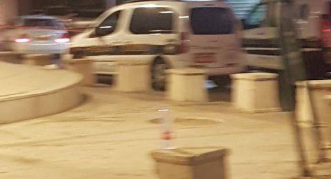 اللد: اصابة طفلة عربية باطلاق نار!