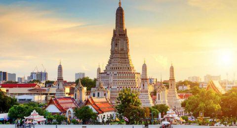 بانكوك ... اكثر مدينة سياحية في العالم