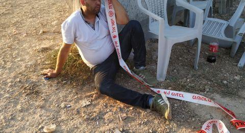 الجرافات الاسرائيلية تهدم منزلا في خور صقر- عرعرة المثلث