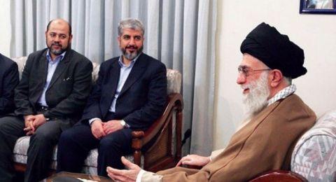 حماس تعتزم الانضمام الى تحالف دفاعي مع ايران