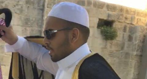 نبأ تحدث عن سحب الجنسية من السعودي الذي زار إسرائيل تحول إلى لغز!