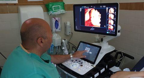عيادات الإنجليزي للحمل والولادة تتجدد بأحدث جهاز أولتراساوند والأكثر تطورًا