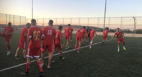 استعداداً للموسم الكروي: انطلاق تدريبات هـ. ابناء مصمص