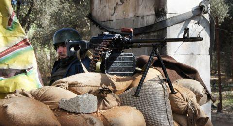 العثور على مقبرة جماعية تضم رفات 13 عنصرا من الجيش السوري بريف درعا