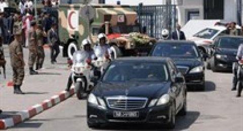 تونس تودع الرئيس بحضور زعماء العرب والعالم