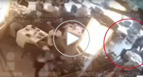 كاميرا مراقبة ترصد اغتيال امرأة لإسرائيليين في المكسيك