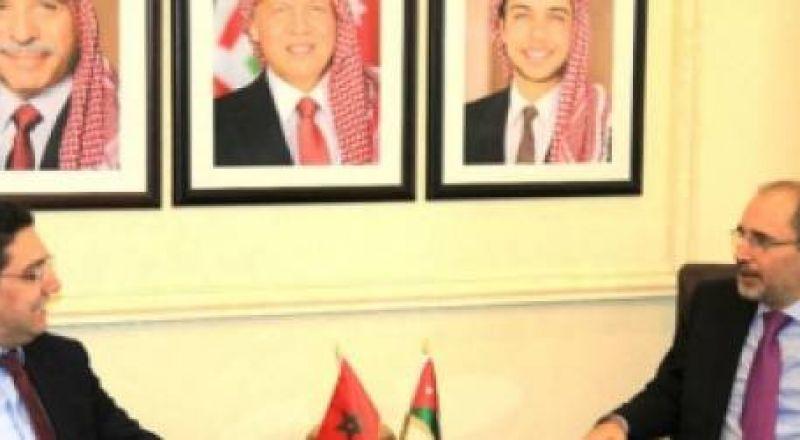 الأردن والمغرب تؤكدان التعاون لحماية المقدسات بالقدس