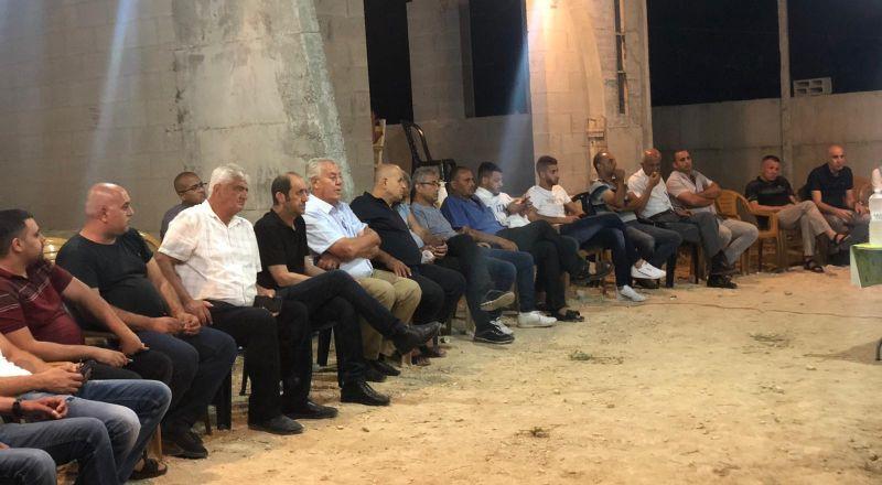 عرعرة - عارة: تشكيل لجنة محامين لمتابعة مستجدات ملفّ بيوت ابراهيم مرزوق المهدّدة بالهدم