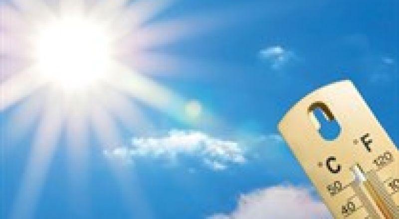 حالة الطقس: ارتفاع ملحوظ على درجات الحرارة