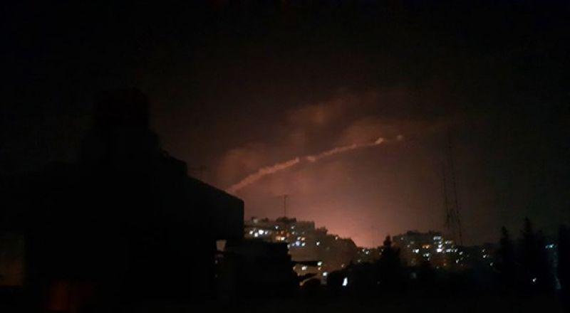 الدفاعات الجوية السورية تتصدى لعدوان إسرائيلي على ريف درعا