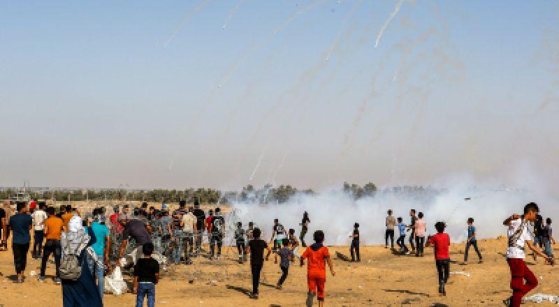 غزة تستعد للتضامن مع لاجئي لبنان