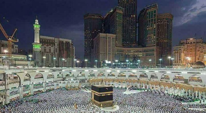 نحو نصف مليون شخص يصلون السعودية لأداء مناسك الحج