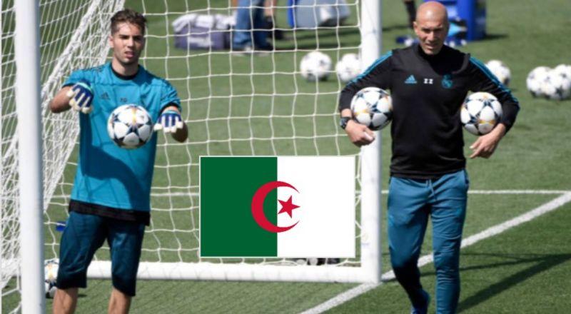 ما حقيقة اختيار نجل زيدان تمثيل منتخب الجزائر بدلا من فرنسا