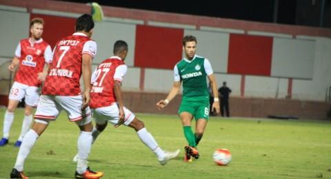 جورجينيو و10 من فدائيّ سخنين يحققون الفوز (1-0) على مـ حيفا