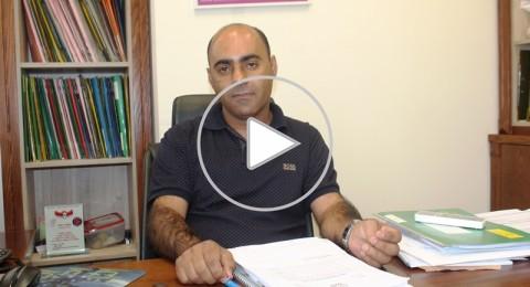 عماد حمزة: ننتظر زيارة ممثلو وزارة الاقتصاد من اجل المصادقة على