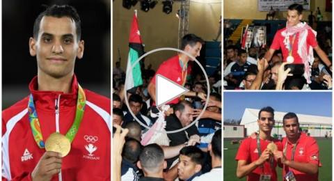 ابو غوش يُكرَّم..أضخم مكافأة مالية في الأردن!